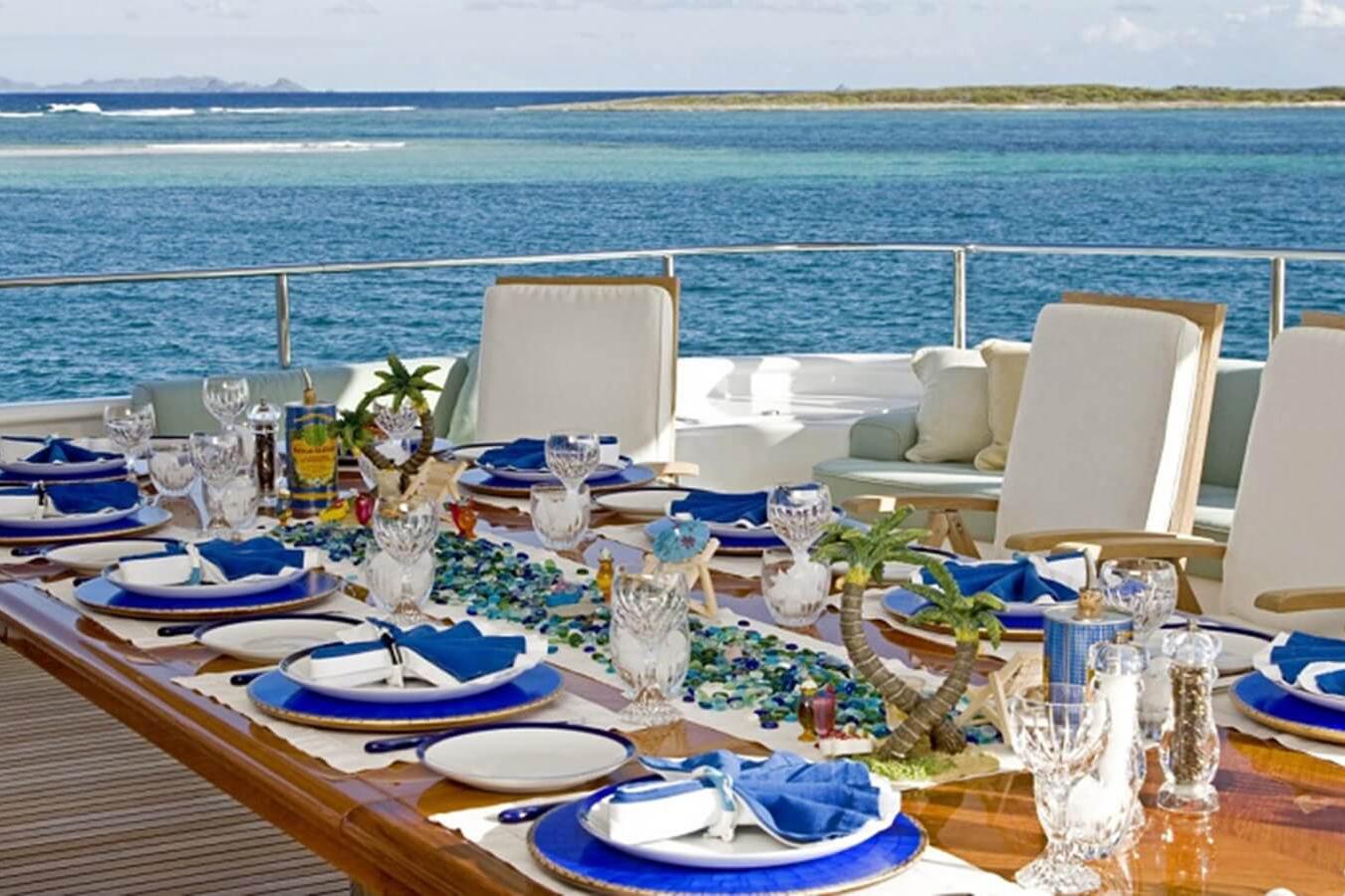 11 upper deck dining