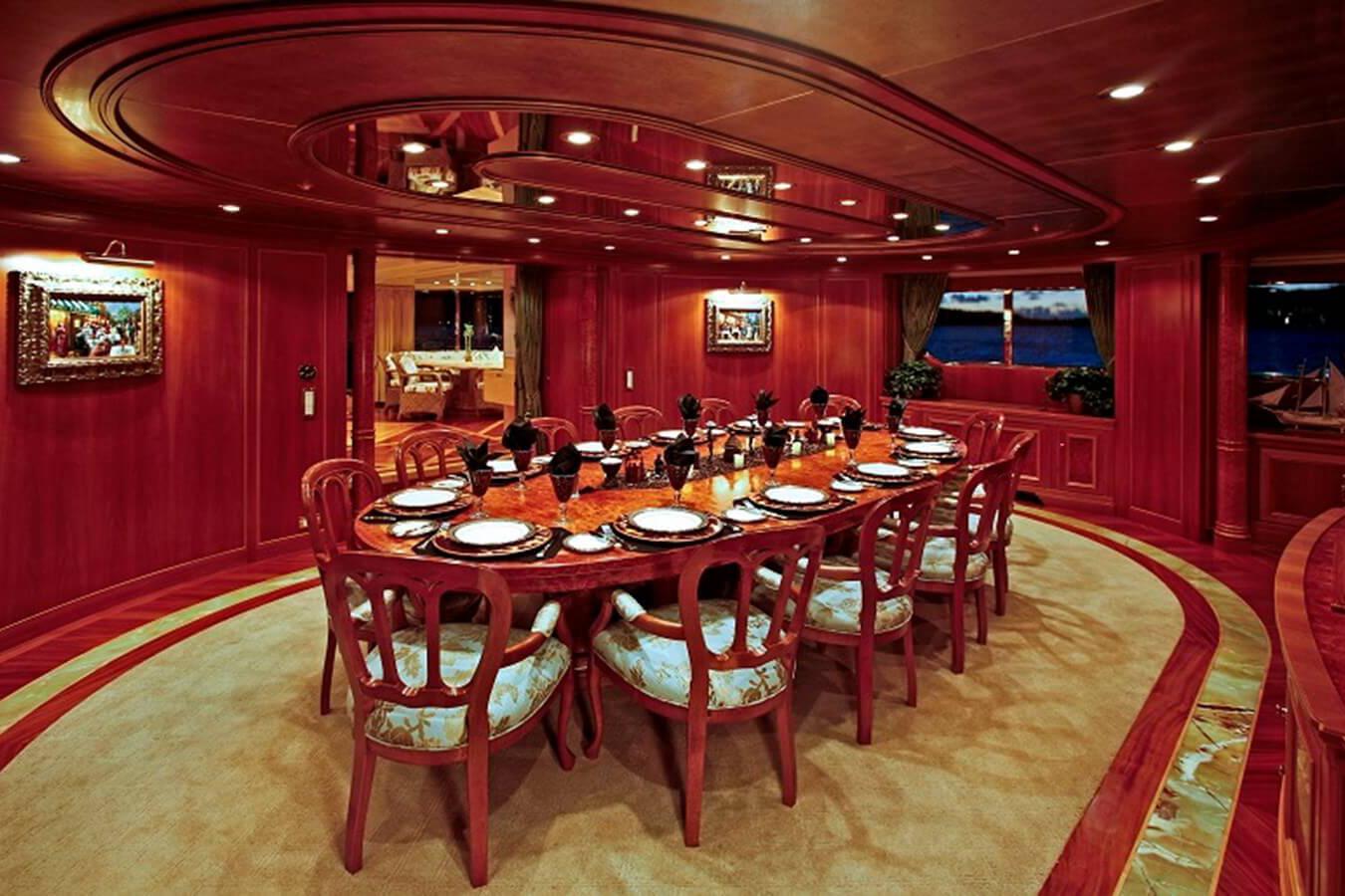3 Formal dining