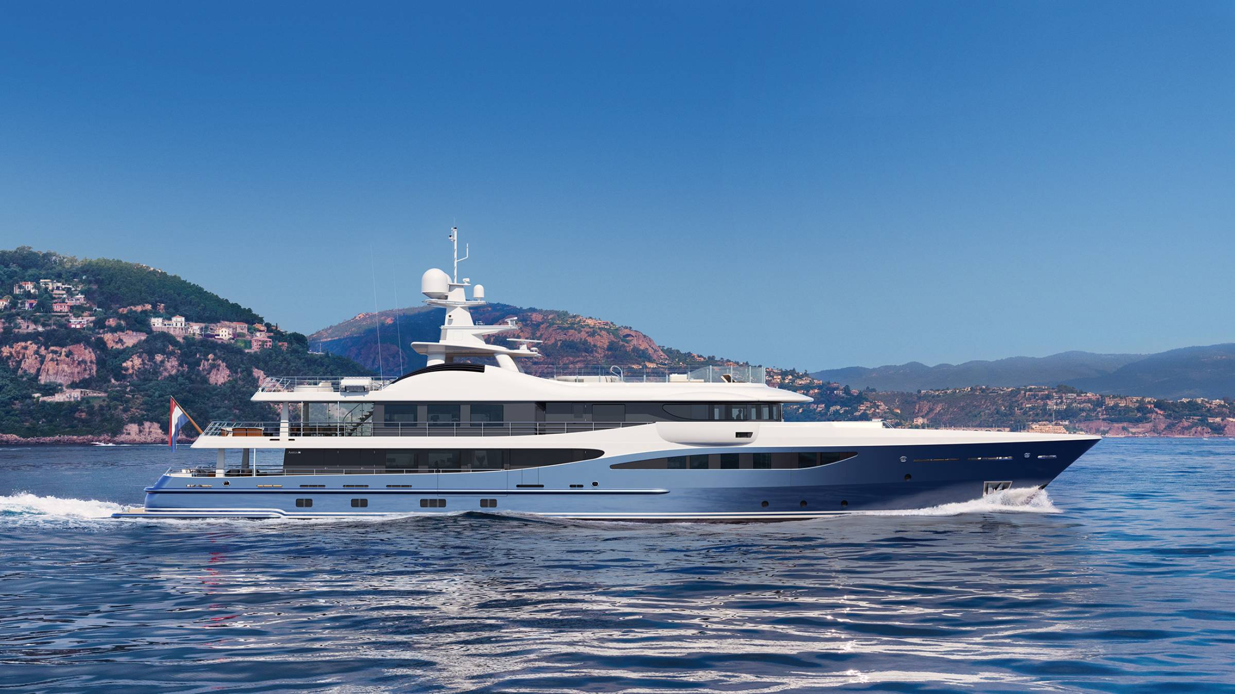 new yachts for sale