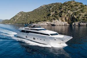 Sanlorenzo 118 Yachts for Sale