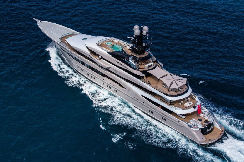 superyacht design