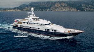 Blu 470 Yacht for charter Blu 470 Yacht charter Blu 470 Superyacht charter