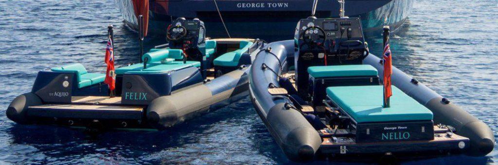superyacht tenders for sale