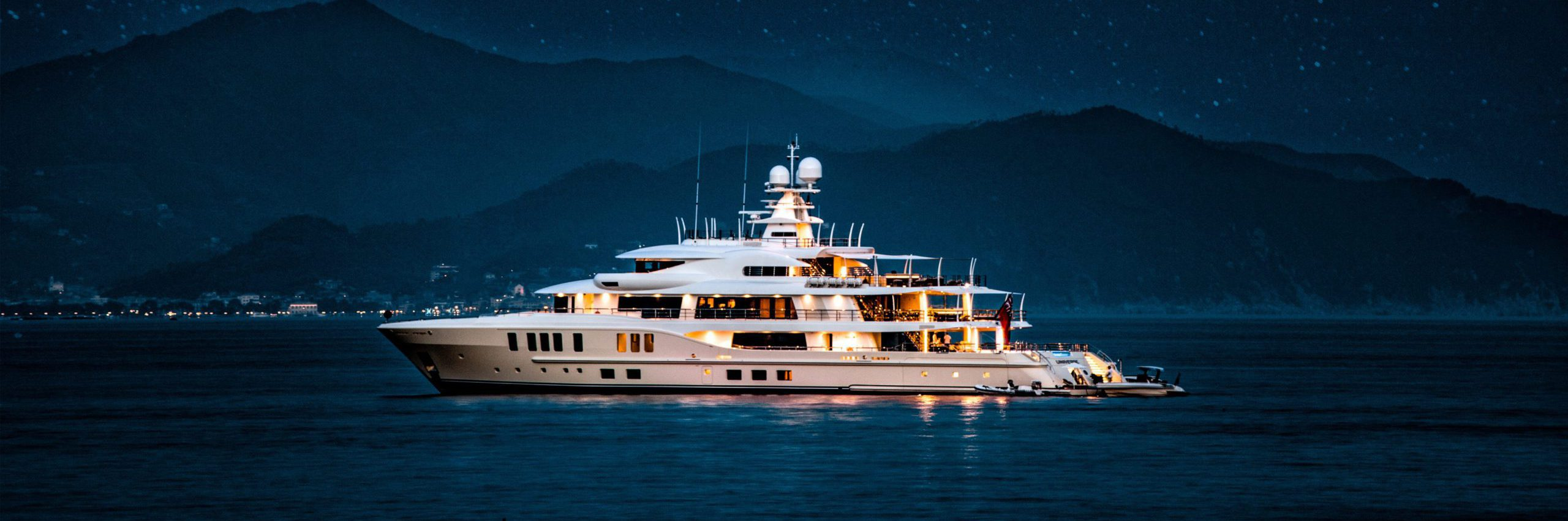 Amels 242 motor yacht for sale