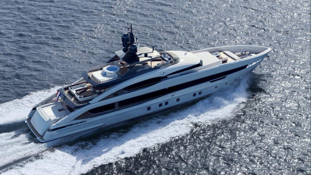 Heesen Aquamarine yacht for sale (8)