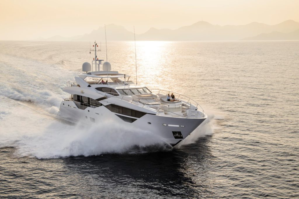 35m Sunseeker for Sale