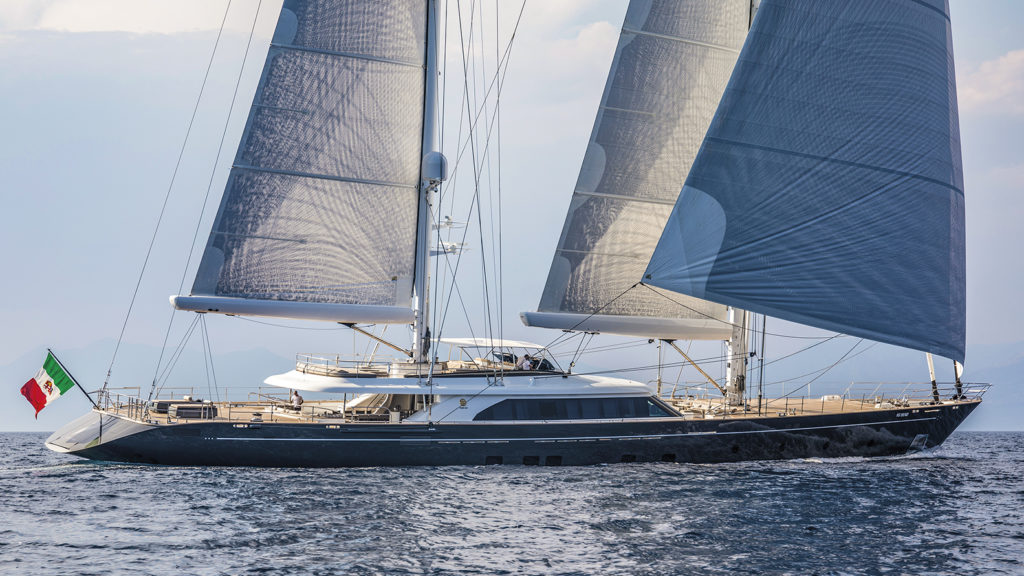 Perini Yachts for Sale