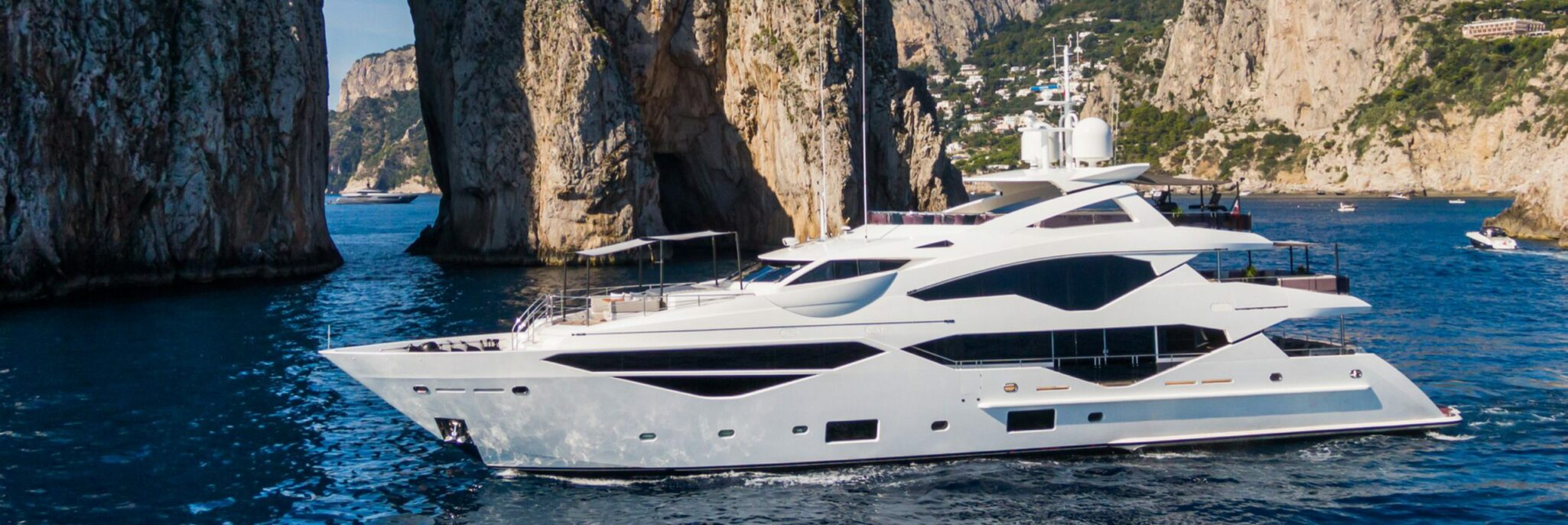 40m Sunseeker Yachts for Sale