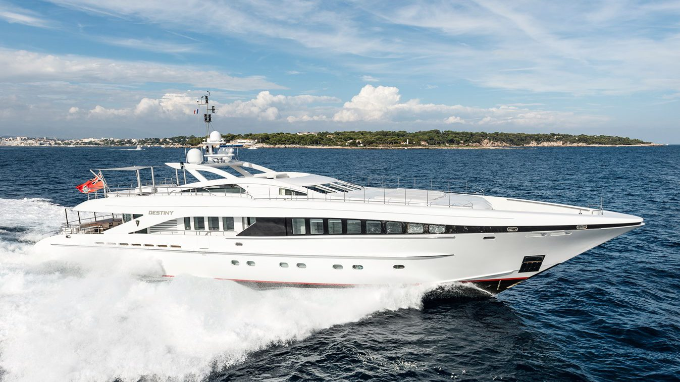 Heesen yachts 3700 for Sale