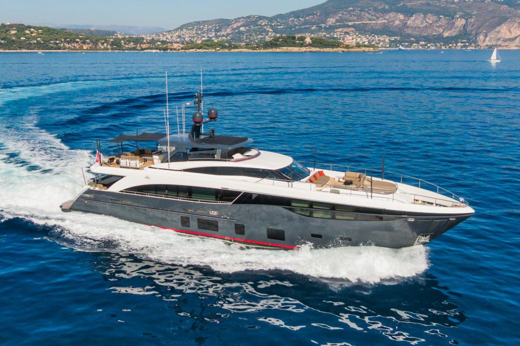 SAMBA yacht for sale