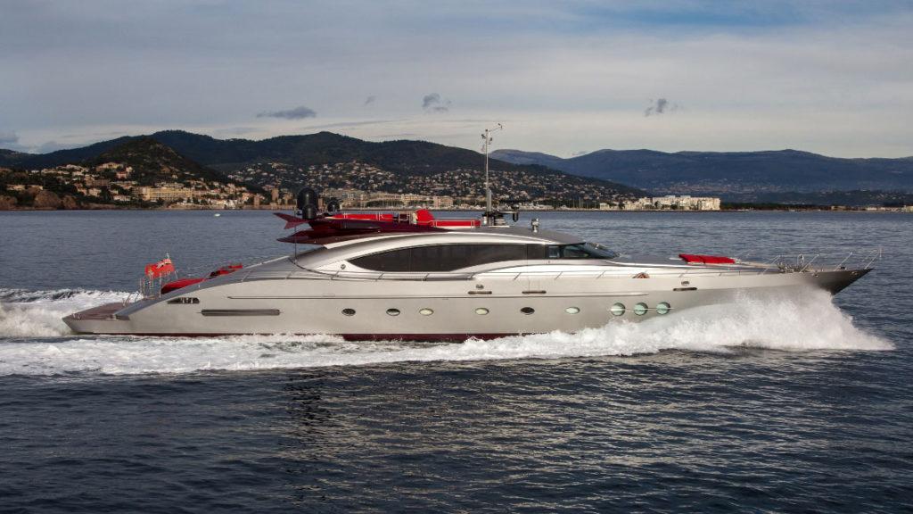 Palmer Johnson 120 yachts for sale