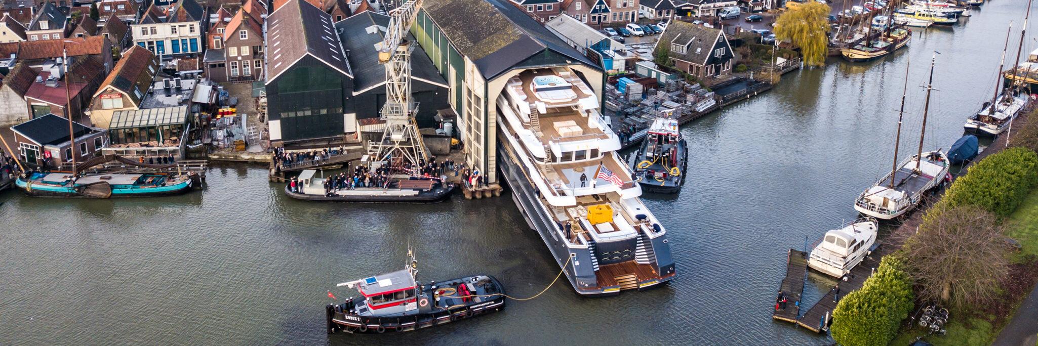 Custom Yacht Construction