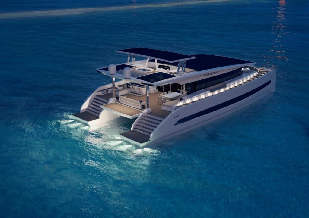 Silent Yachts for Sale - Green Yachts
