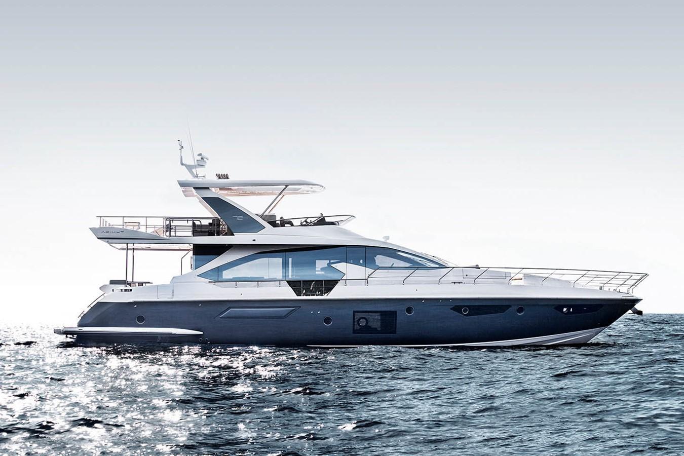Azimut 72 Yacht for Sale