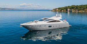 Sunseeker Yacht 84'