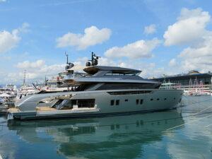 sanlorenzo SX112 yachts for sale