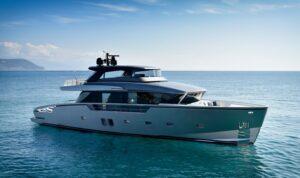 Sanlorenzo SX88 Yacht