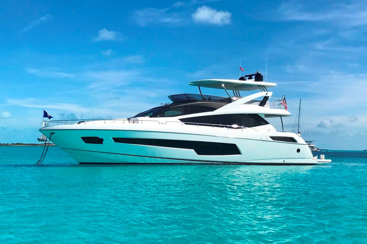 Sunseeker 75 Yachts for Sale