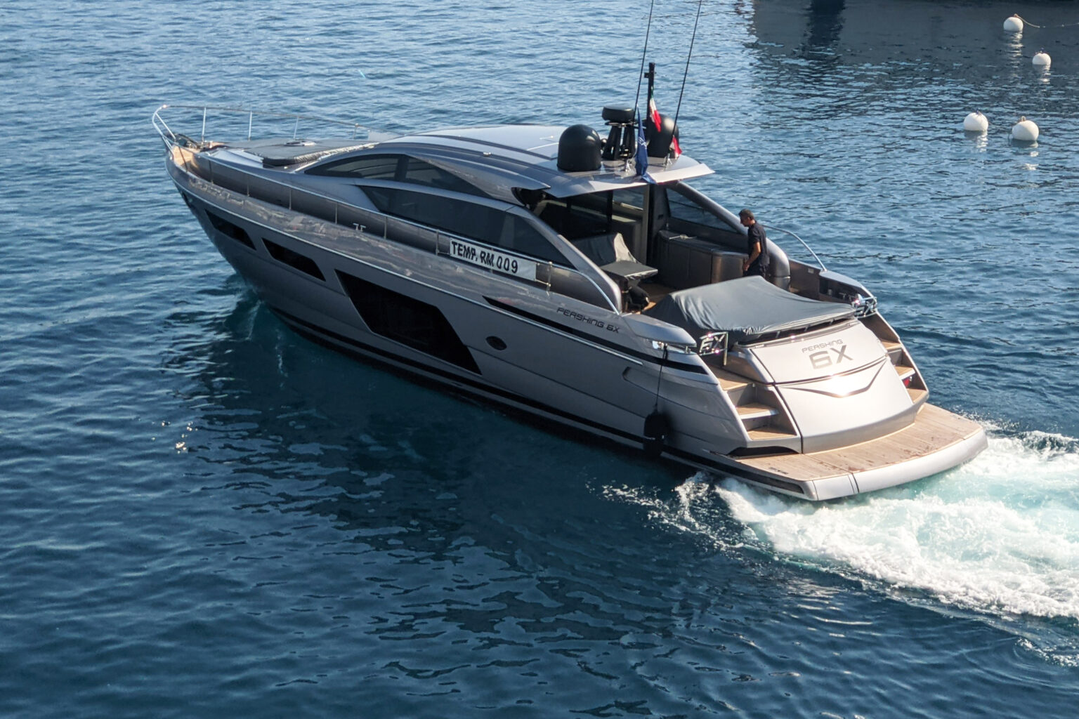 Pershing 6X for Sale